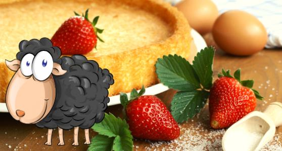The Black Sheep & all its yummy food